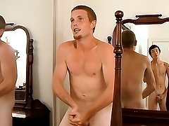 Jerking Buds And Cum Eaters - Riley And Viper