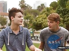 Introducing Cameron Parks - Ryan Bailey and Cameron Parks